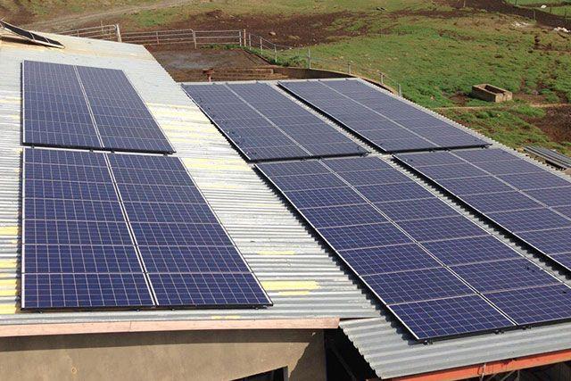 Η βαθμολογία για το Μέτρο 4.1.3 των Σχεδίων Βελτίωσης  (Χρήση Ανανεώσιμων Πηγών Ενέργειας και Προστασία Περιβάλλοντος).